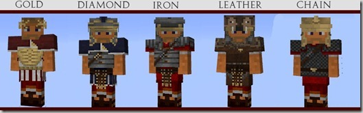 Armors-Romecraft