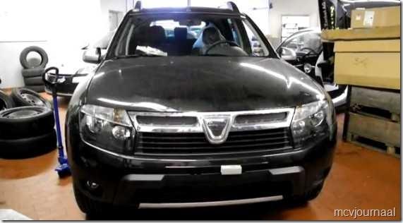 Alarm Dacia Duster 01