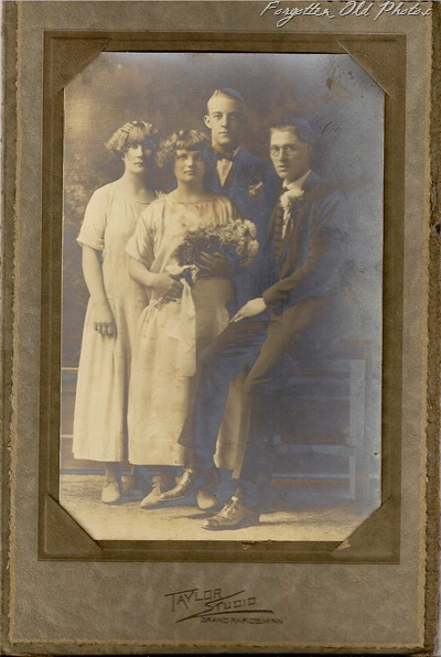 Wedding 1926 Grand Rapids but from PR