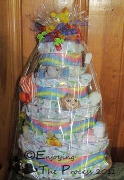 Baby Diaper Cake web wm