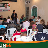 Reunião com apoiadores do Dinuci