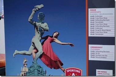 Op zaterdag 2 februari wordt Antwerpen een grote dansvloer