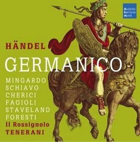 G. F. Händel (attributed) - GERMANICO [dhm 88697860452]