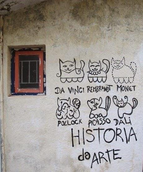 gato arte