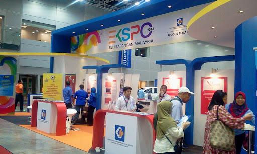 pembukaan pameran beli barangan Malaysia