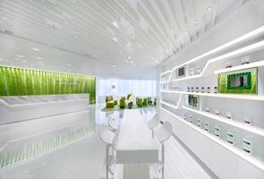 Diseño de interiores centro estetico