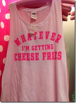 Whatever I'm getting Cheese Frieds Shirt