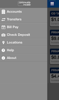 Screenshot of Libertyville Bank and Trust