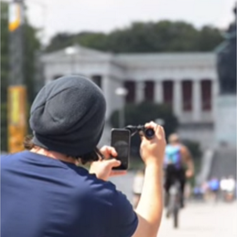 7 trucos divertidos para sacar fotografías con el teléfono