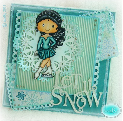 Gilli Skater_Let it snow~