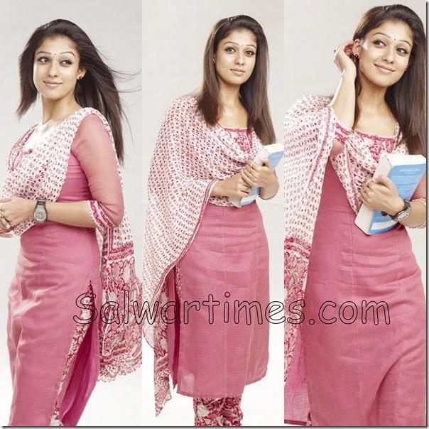 Nayanthara_Designer_salwar_Kameez