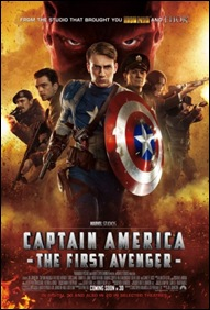 Captain America - The First Avenger - poster