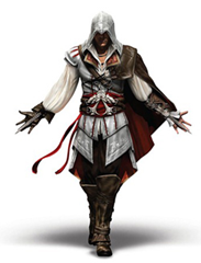 Ezio from Assassin's Creed