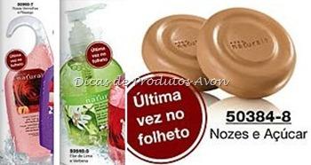 sabonetes naturals