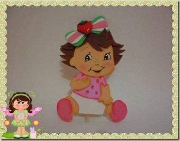 Moranguinho baby 6