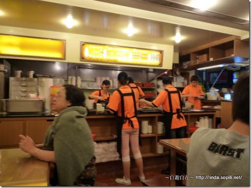萬華艋舺‧四方阿九魯肉飯-內部