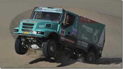 Dakar Rally Renault Duster 18