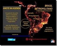 Brasil metropolitano