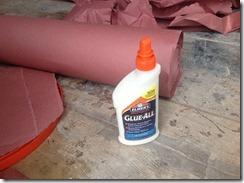 Glue for floor