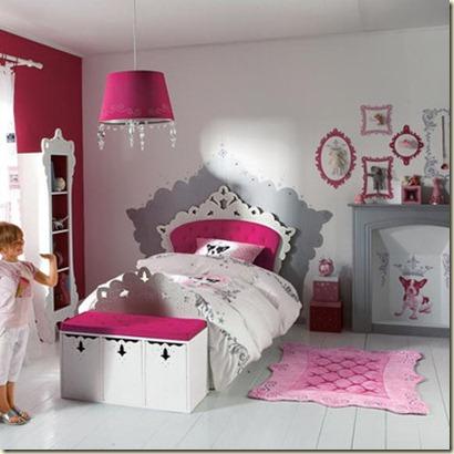 decoración de dormitorios para niñas4