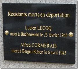 PlaqueMortsDéportation1945