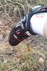 Może od tech chrztu buty przestaną mi w końcu skrzypieć ;-)