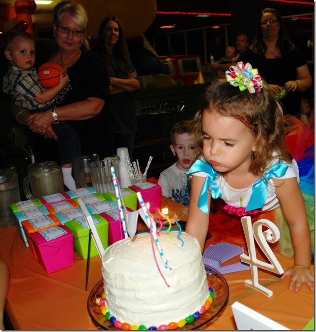 Hannah's 4th Birthday! 182
