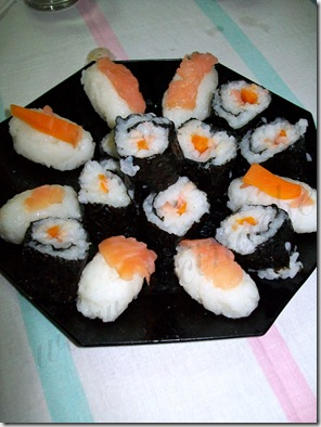 Sushi, nigiri sushi ricetta (19)