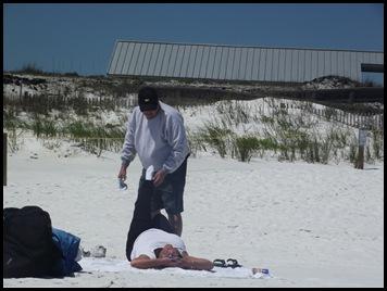 Dune hike Henderson Beach 018
