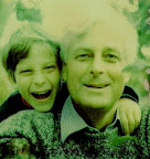 My late dad and me