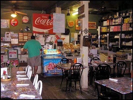 07 - Sewee Restaurant - inside