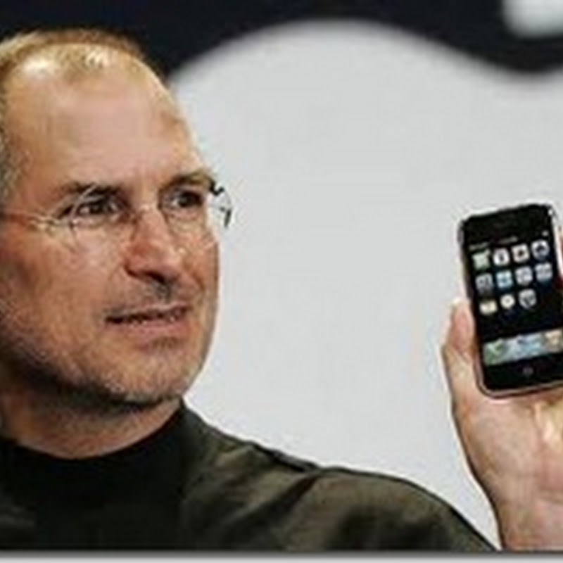 Steve Jobs Will Be Missed In The Golf World