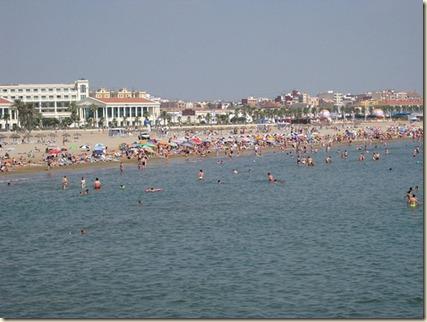 Playa El Cabanyal