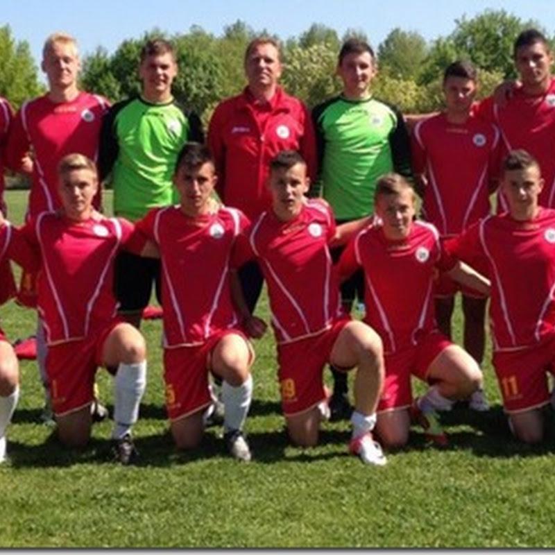 România a ocupat locul trei la Campionatul Mondial Şcolar de Fotbal