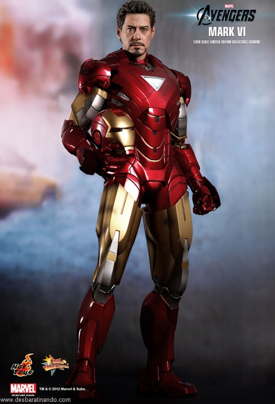 vingadores-avenger-avengers-homem-de-ferro-iron-man-action-figure-hot-toy-Mark-VI (4)