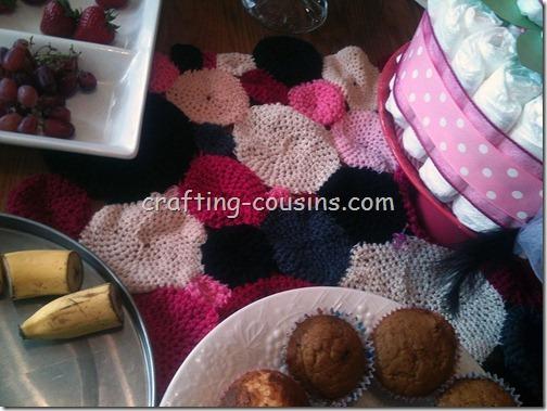 Crochet Circle Rug (1)