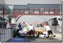Mallaya vende il 42,5% del team Force India
