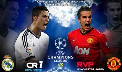Prediksi Real Madrid vs Manchester United