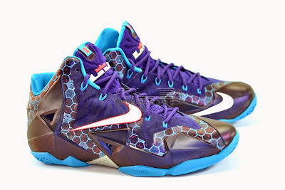 lebron11 summit lake hornets 07 web white The Showcase: Nike LeBron XI Summit Lake Hornets