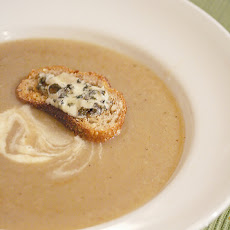Apple-Parsnip Soup