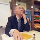 Анатолий Петрович Колесник, ведущий модуля по стресс-менеджменту. Фото Ирины Березиной.