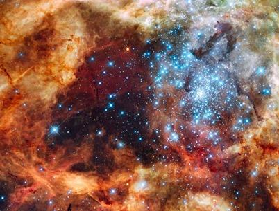 Nebulosa 30 Doradus