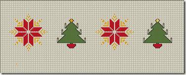 greca natalizia