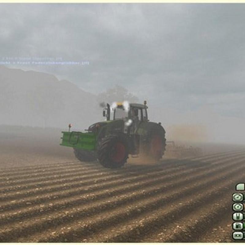 Farming simulator 2013 - Morning Fog (Nebbia)