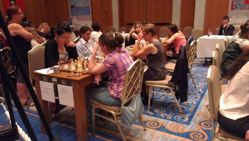 Det fryktede laget fra Monte Carlo med Yifan, Humpy og Muzhcyk (nr. 2-4 på kvinnetoppen) har innfridd så langt