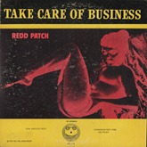 Redd Patch cameo cover