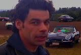 England 2001: Donington Park Circuit. 40 Jears E-Type.