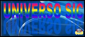 Logotipo da rubrica UNIVERSO SIC_SIC Gold