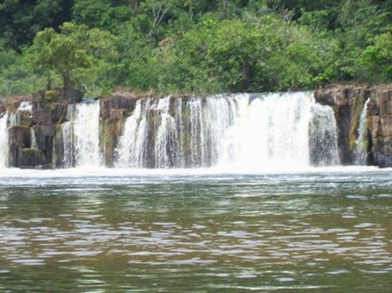 Cachoeira do Panãma, Almeirim - Parà
