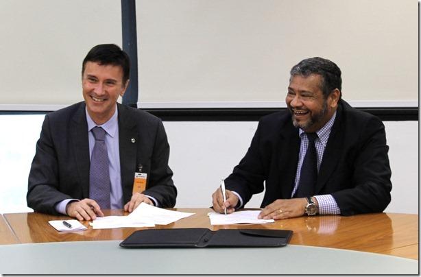 Nissan e Petrobras firmam parceria para expandir rede de recarga de elétricos